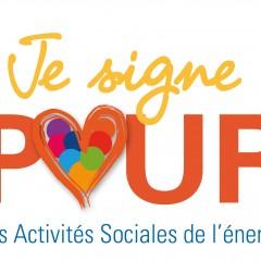 Pétition nationale Activités Sociales de l'énergie