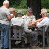 Les après-midis festives des pensionnés