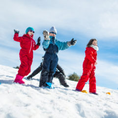 Week-end neige 6-11 ans