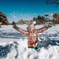 Week-end neige pour les 6/11 ans