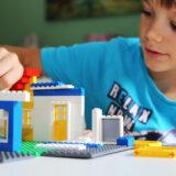 Petit mercredi : construction Lego